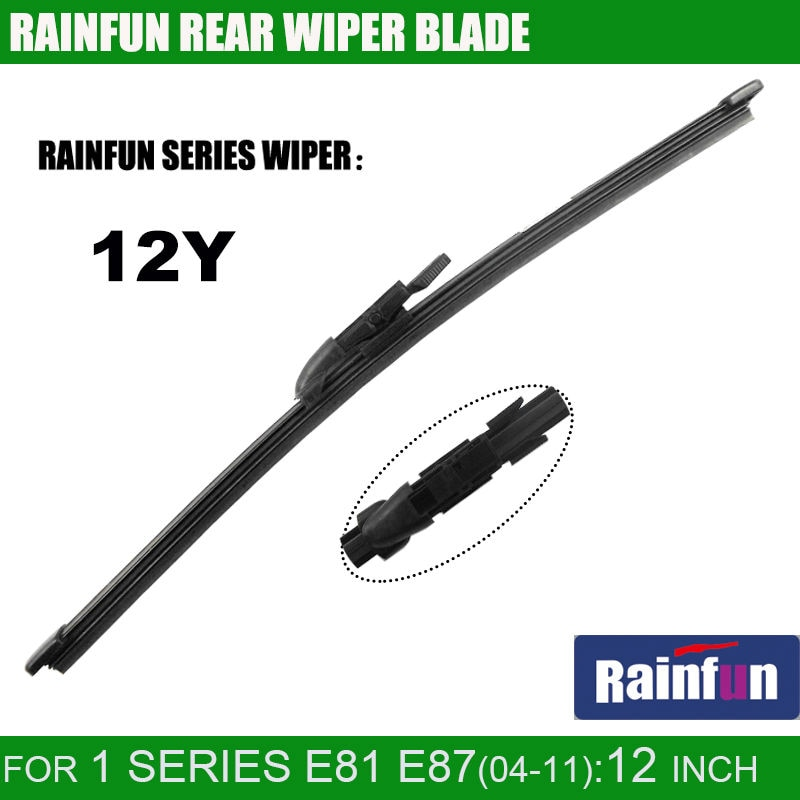 REAR WIPER BLADE FIT FOR 2004 2005 2006 2007 2008 2009 2010 2011 BMW