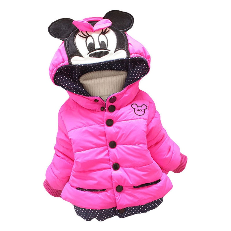 2016 new autumn and winter children's clothing cotton jacket 1-3 year