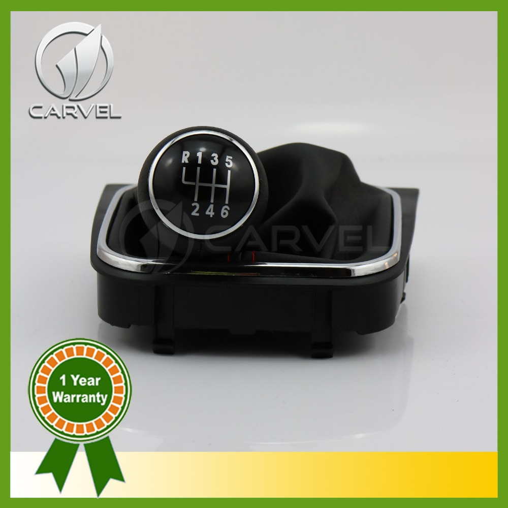 For VW Golf 6 Mk6 2010 2011 2012 2013 2014 New 6 Speed Car Gear Shift