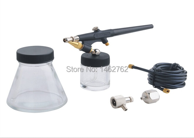 High Quality Airbrush Makeup  Spray Gun Kit  22cc Cup Set  for Nail A