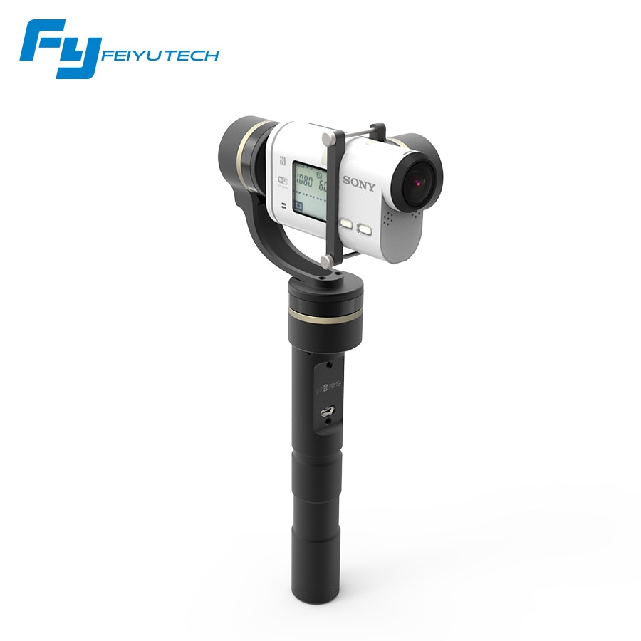 Feiyu G4GS 3 Axis handheld gimbal for Sony AS/FY GS  of Sony AS serie