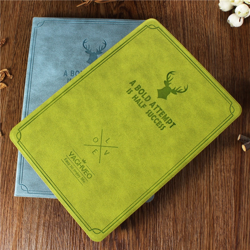 for iPad Air 2 Leather Cover Case for iPad Mini 1 2 3 4 Original Deer