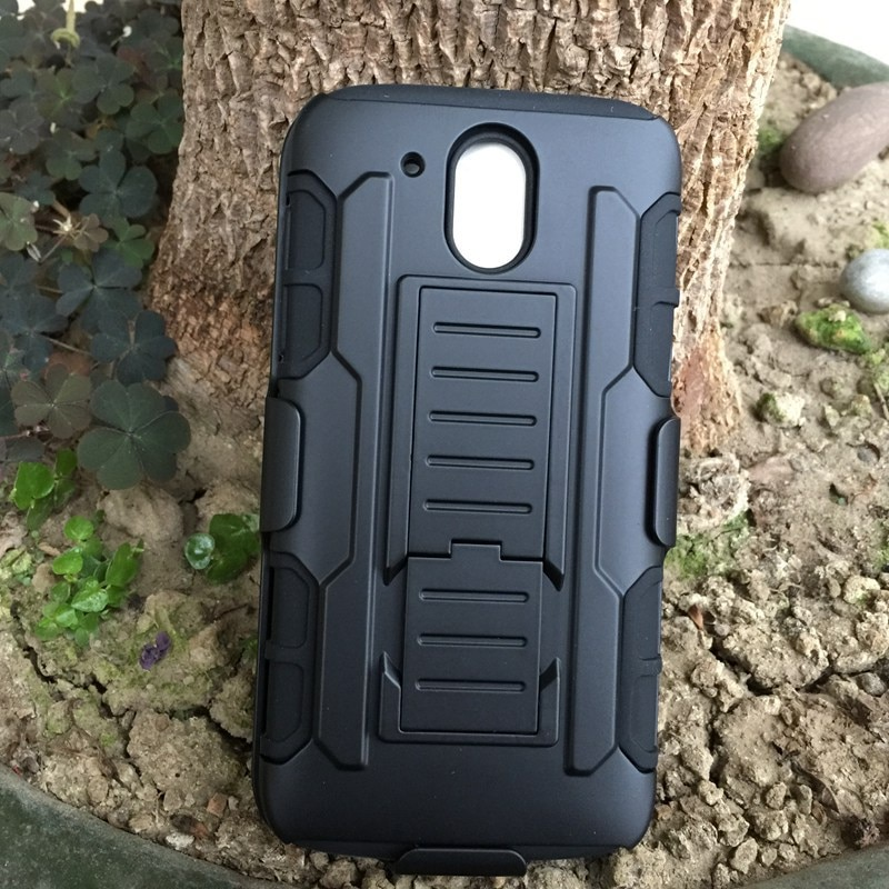 1 Robot Combo Hybrid Impact Rugged Future Armor Shockproof Case Cover
