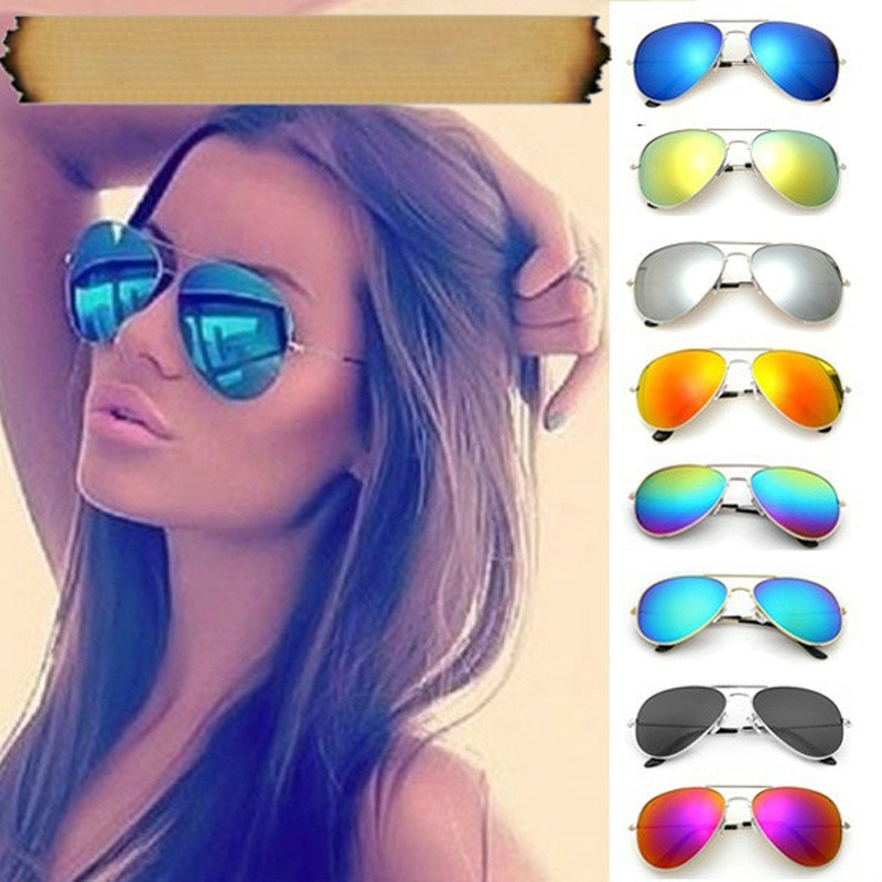 Classical Fashion Unisex Sunglasses Driving Mirror Eyewear Women Street Snap Sunglasses Gifts