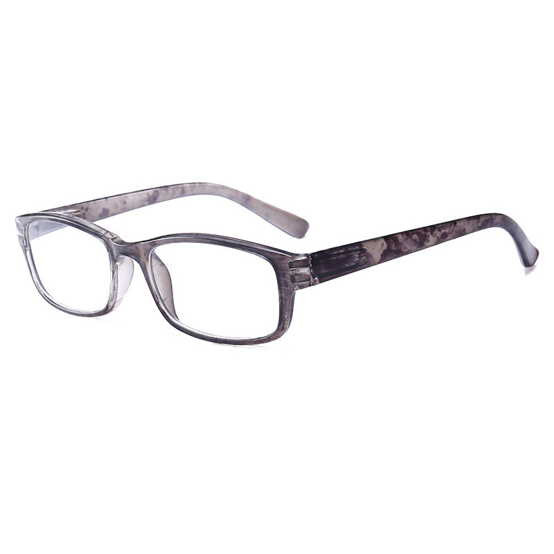 1.0 1.5 2.0 2.5 3.0 3.5 4.0 TR90 Anti-Fatigue Resin Ultra Light Retro Reading Glasses Full Frame